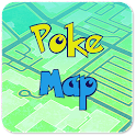 [Work]Pokemon Go Map[Poke Map] icon