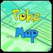 [Work]Pokemon Go Map[Poke Map]