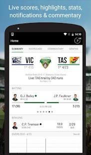 Cricket Network - náhled