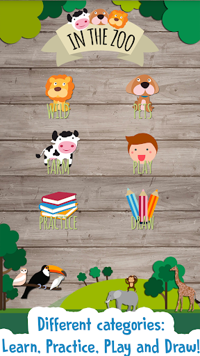 Kids Zoo Game: Preschool screenshot 9