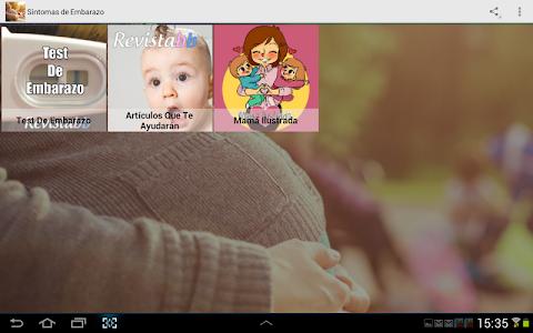 Síntomas de Embarazo screenshot 3