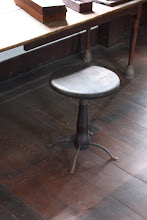 Photo: I love the design of this stool.
