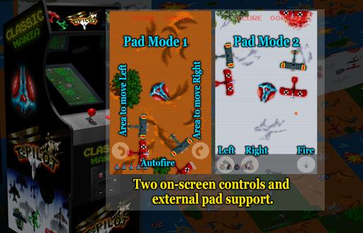 Retro Time Pilot Arcade apkpoly screenshots 5