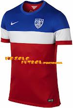 Photo: USA 2ª Mundial 2014 * Camiseta Manga Corta