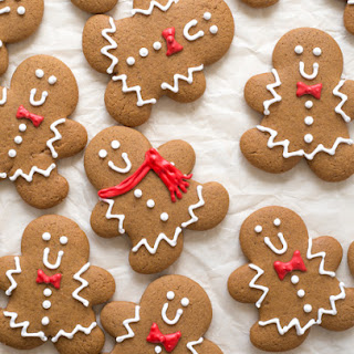The Best Holiday Gingerbread