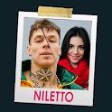 Селфи с Niletto без интернета icon