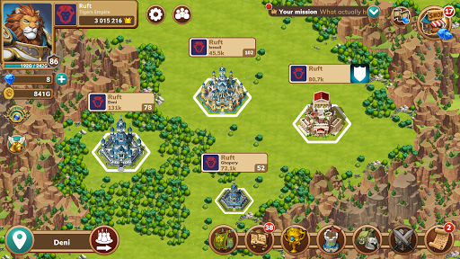 Million Lords: Kingdom Conquest - Strategy War MMO 2.2.5 screenshots 8
