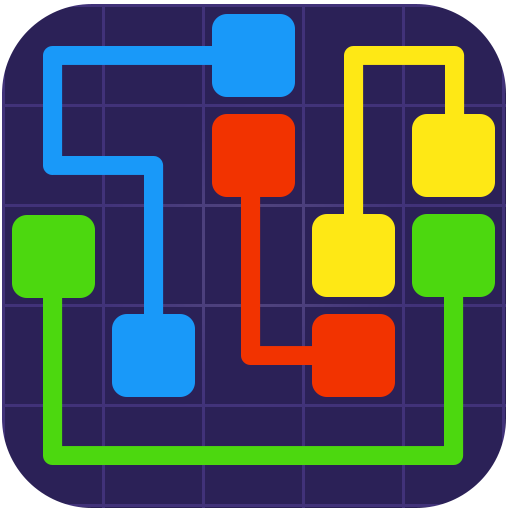 Colour connect game