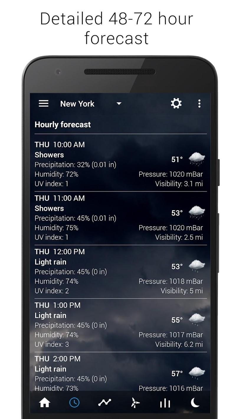 Digital clock & world weather Screenshot 6