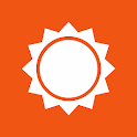 AccuWeather Winter weather alerts & forecast radar icon