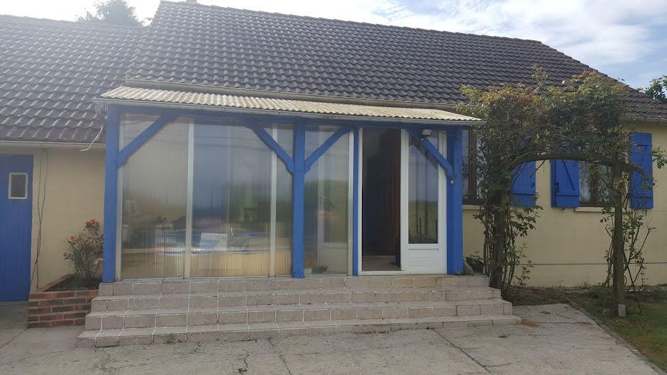 Vente maison 4 pièces 76 m² à Cernay (14290), 128 000 €