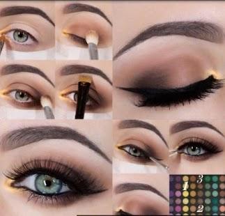 Download Eyeshadow Tutorial For PC Windows and Mac apk screenshot 1