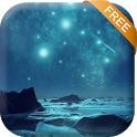 Star night Live Wallpapers HD icon