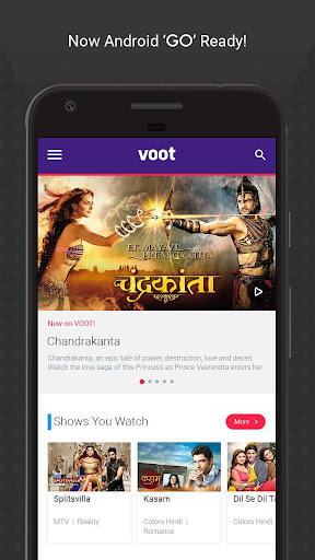 Voot TV Shows Movies Cartoons  screenshots 8