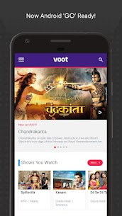 Voot TV Shows Movies Cartoons Apk 8