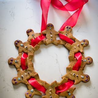 Christmas Cookies Wreath