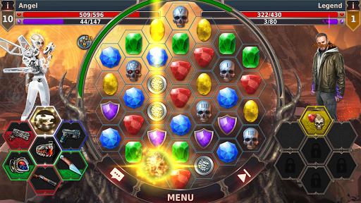 Gunspell 2 - Bataille de puzzle  captures d'écran 2