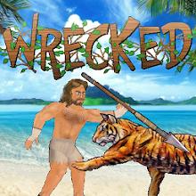 Wrecked (Island Survival Sim) icon