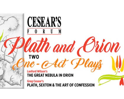 Plath and Orion: Two One Act Plays