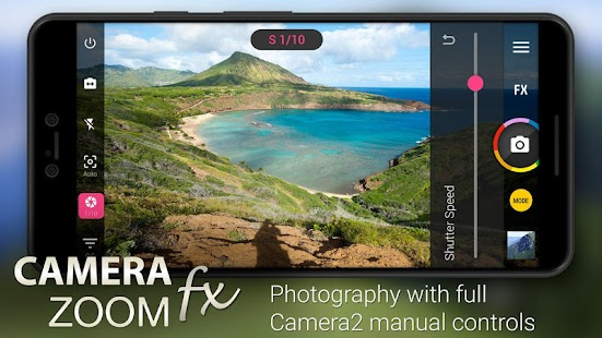 Camera ZOOM FX - FREE Screenshot
