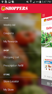 Shoppers- screenshot thumbnail