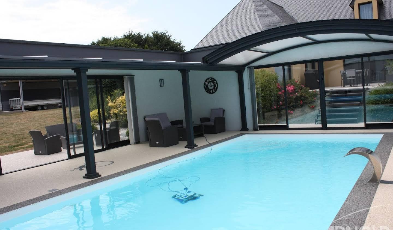 Maison avec piscine Redon