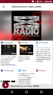 Metal Maximum Radio (MMR)- screenshot thumbnail