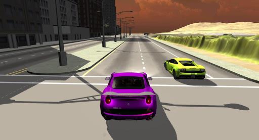 Король Уличных Дорог 3D Дрифт