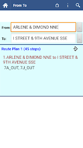 Albuquerque Transit Info screenshot 11
