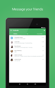 Pushbullet - screenshot thumbnail