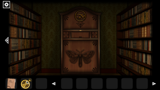 Forgotten Hill Disillusion: The Library 1.0.8 screenshots 2