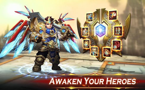 Pocket Knights 2 Mod Apk 2.8.1 (Ghost Mode + Extreme Damage + No Skill Cooldown) 2
