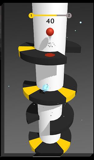 Helix Bounce Ball 1.0.8 de.gamequotes.net 1