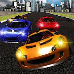 Car Racing : Battle of Superheroes Icon