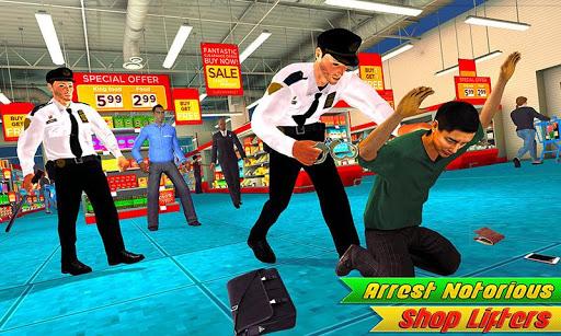 Mall Cop Duty Arrest Virtual Police Officer Games 6 screenshots 1