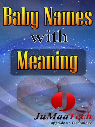 Children Baby Names Meaning