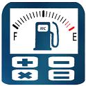 Mileage Calculator - Fuel Calculator - Travel Cost icon