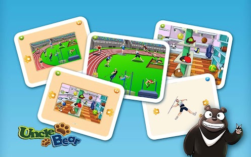 Kids Puzzle: Sports- screenshot thumbnail