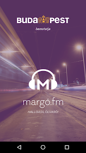 Margó.fm- screenshot thumbnail