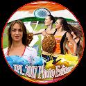 Photo Editor-IPL Cricket 2017 icon