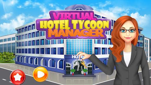 Virtual Hotel Tycoon Manager: Luxury House 1.0.4 Mod screenshots 4
