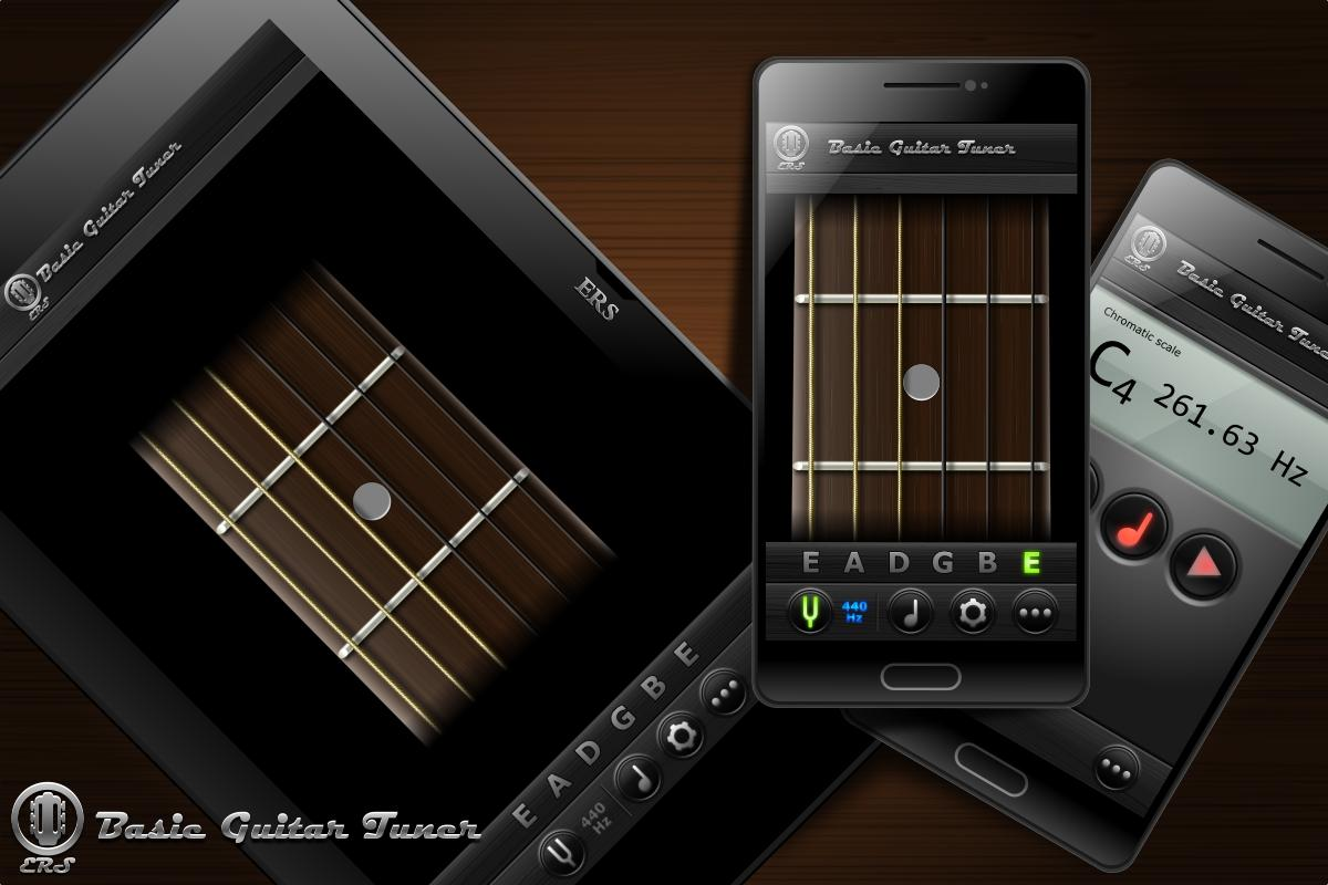 basic guitar tuner android apps on google play. Black Bedroom Furniture Sets. Home Design Ideas