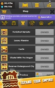 Hero Simulator: Clicker Game v1.3.0 Mod