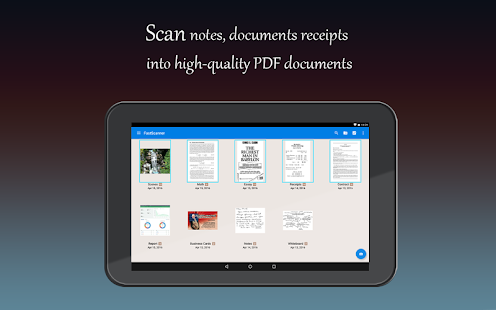Fast Scanner : Free PDF Scan- screenshot thumbnail