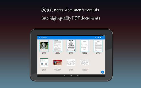 Fast Scanner : Free PDF Scan 12