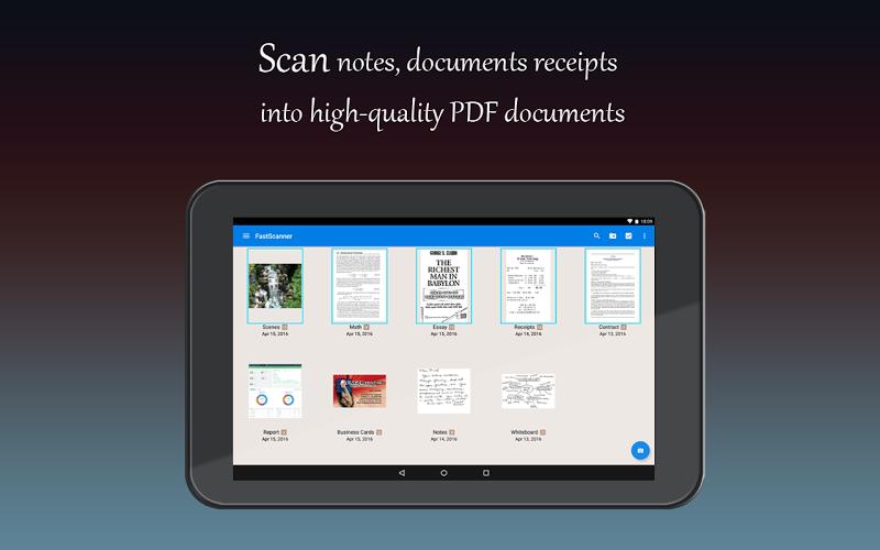Fast Scanner : Free PDF Scan Screenshot 10