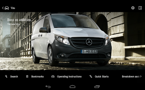 Mercedes-Benz Guides – Miniaturansicht des Screenshots