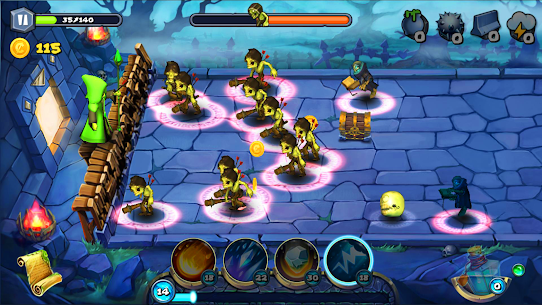 Magic Siege – Defender v1.8.15 (Free Shopping) APK 10