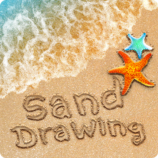 Sand Drawing App:Write On Sand (game)
