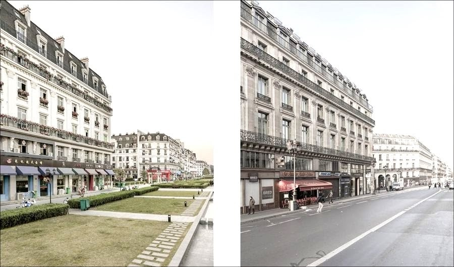 Tianducheng: A falsa Paris na China